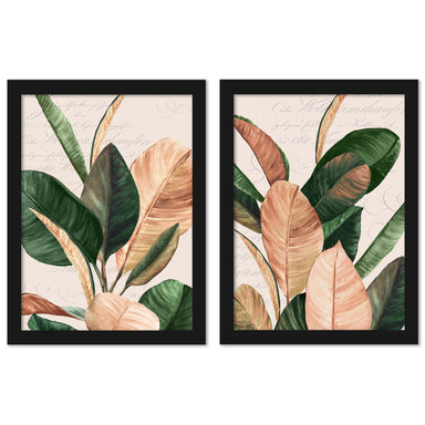 Thine by PI Creative Art - 2 Piece Framed Print Set - Americanflat