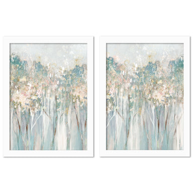 Dewy by PI Creative Art - 2 Piece Framed Print Set - Americanflat