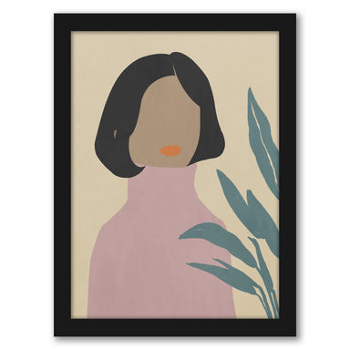 Prudence by PI Creative Art - Black Framed Print - Wall Art - Americanflat