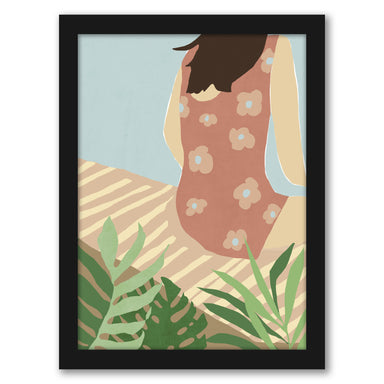 More Sun by PI Creative Art - Black Framed Print - Wall Art - Americanflat