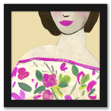 Colette by PI Creative Art - Black Framed Print - Wall Art - Americanflat