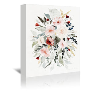 Loose Bouquet by Shealeen Louise Wrapped Canvas