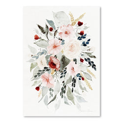Loose Bouquet by Shealeen Louise Art Print