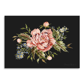 Pink Wild Rose Bouquet by Shealeen Louise Art Print
