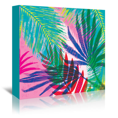 Flor Tropical 7 By Kristine Lombardi - Wrapped Canvas - Wrapped Canvas - Americanflat