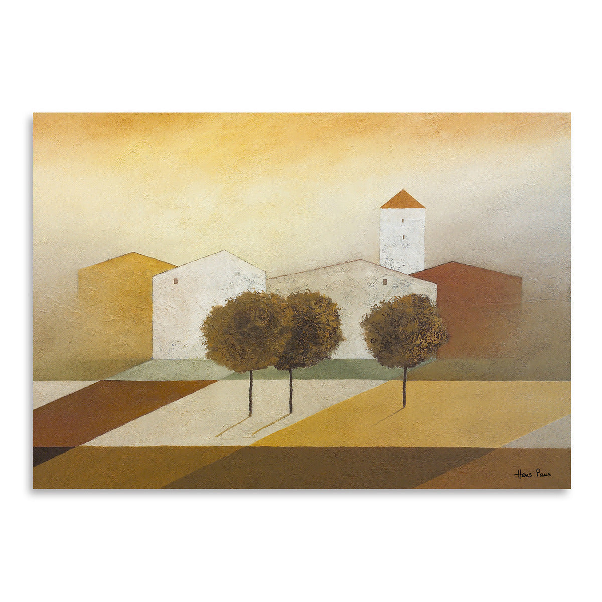 Tuscany 4 by Hans Paus - Art Print - Americanflat