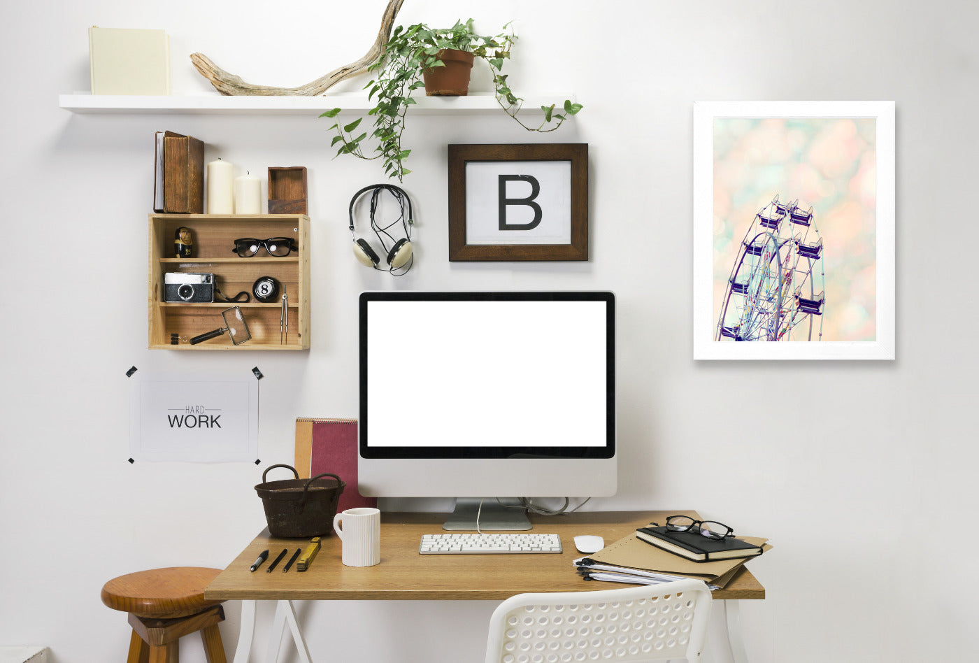 Wall Art Decor Created By The Gingham Owl Americanflat