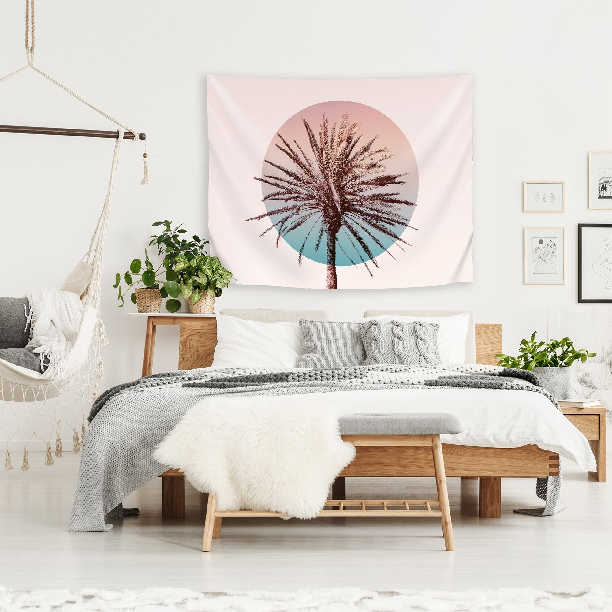 Beach Vibes I By Hope Bainbridge Tapestry Americanflat