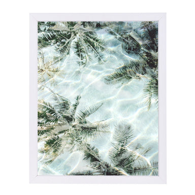 Beach Vibes II by Hope Bainbridge - White Framed Print - Wall Art - Americanflat