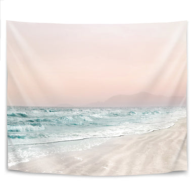Beach Vibes VI by Hope Bainbridge Tapestry - Wall Tapestry - Americanflat