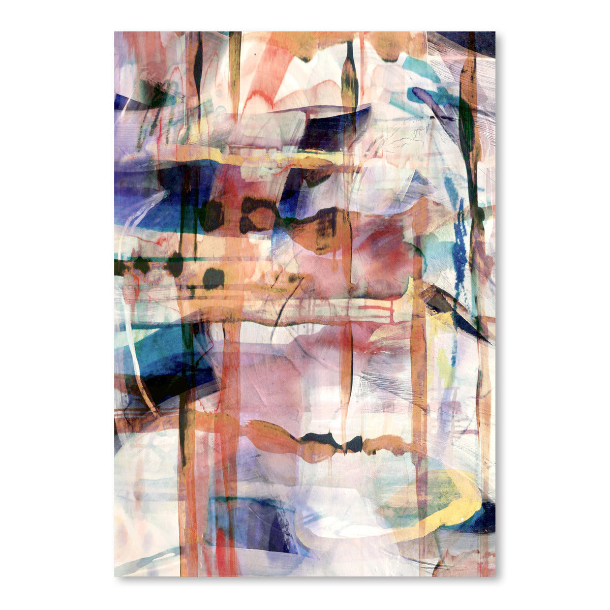 Smooth Jazz II by Hope Bainbridge - Art Print - Americanflat