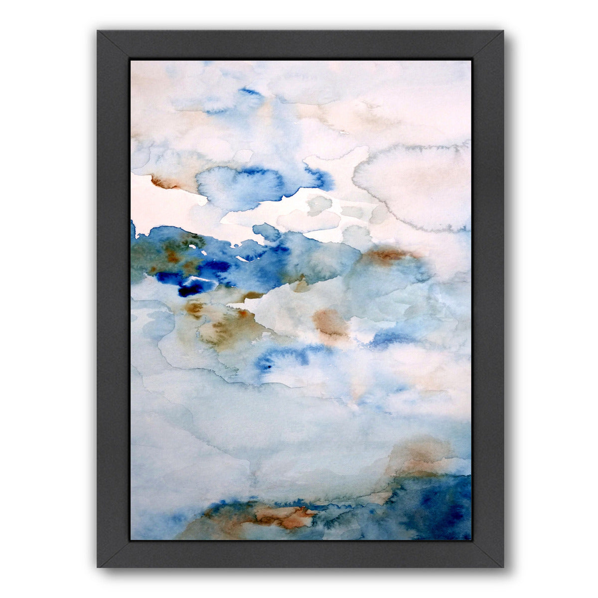 Up in the Clouds II by Hope Bainbridge - Black Framed Print - Wall Art - Americanflat