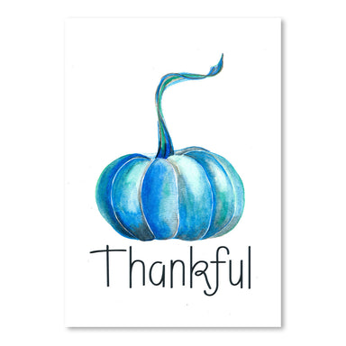 Pumpkin Thankful by T.J. Heiser - Art Print - Americanflat