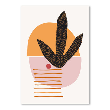 Cactus And Cherry by Modern Tropical - Art Print - Americanflat