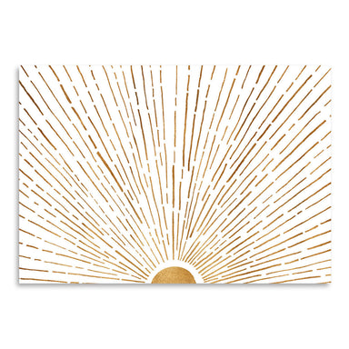 Let The Sunshine In by Modern Tropical - Art Print - Americanflat
