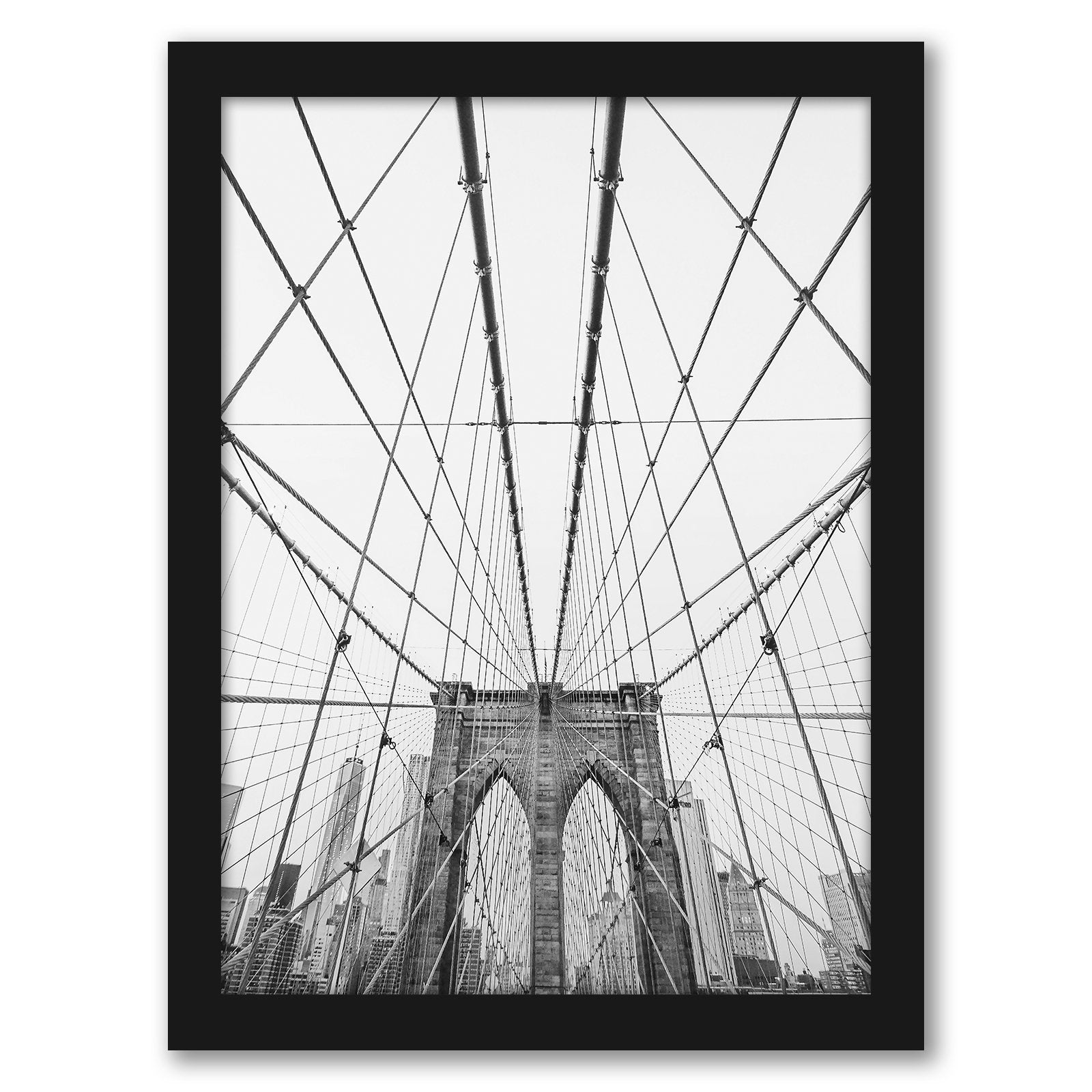 Black & White Photography Framed Gallery Wall Set - Art Set - Americanflat