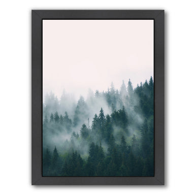 Forest By Sisi And Seb - Black Framed Print - Wall Art - Americanflat