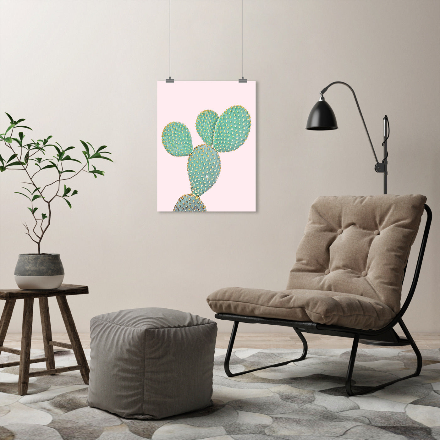 Opuntia by Sisi and Seb - Art Print - Americanflat