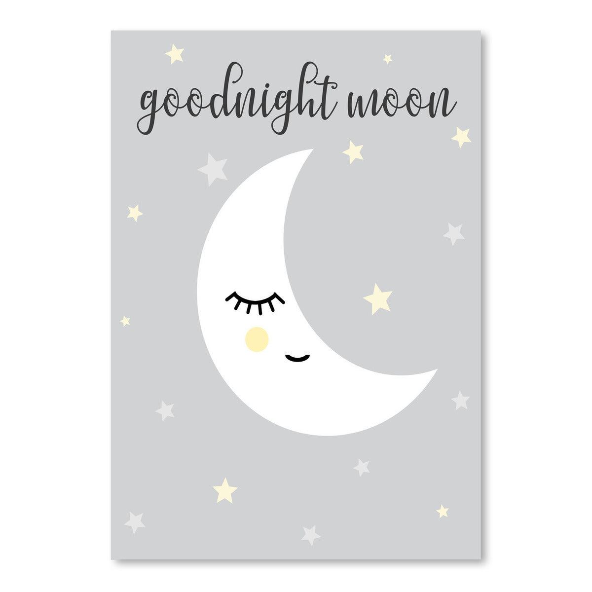 Good Night Moon by Kate Shephard - Art Print - Americanflat