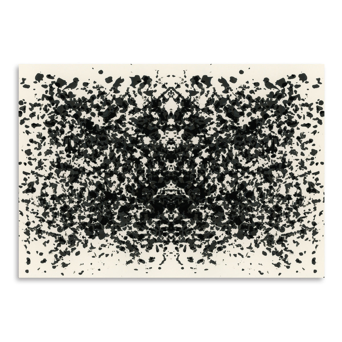 Ink Blots III MASTER LAYER by Chaos & Wonder Design - Art Print - Americanflat