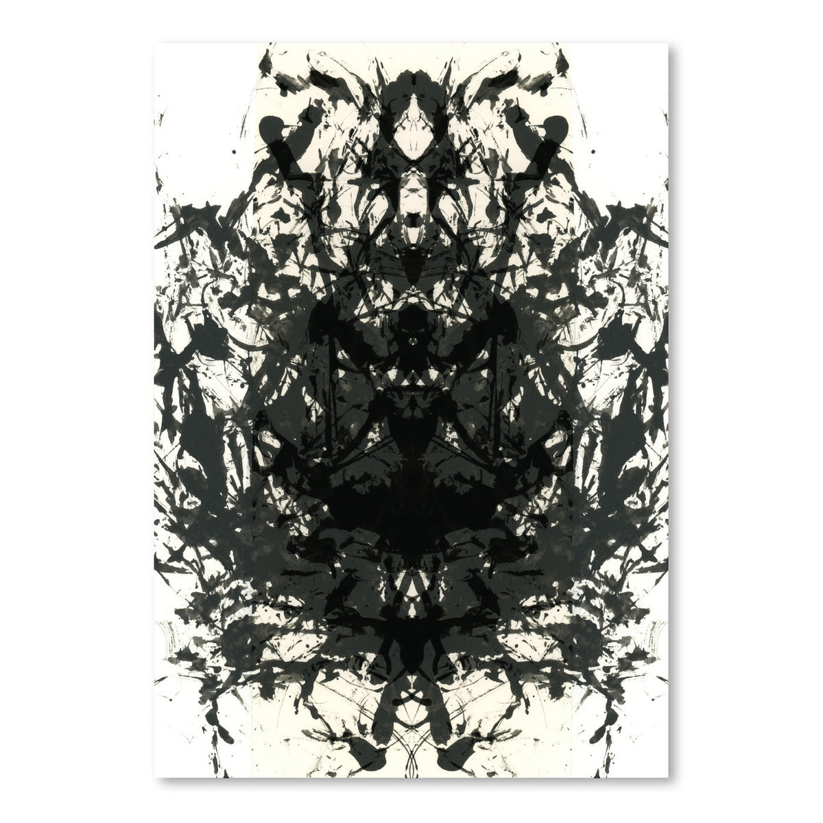 Gothic Abstract V by Chaos & Wonder Design - Art Print - Americanflat