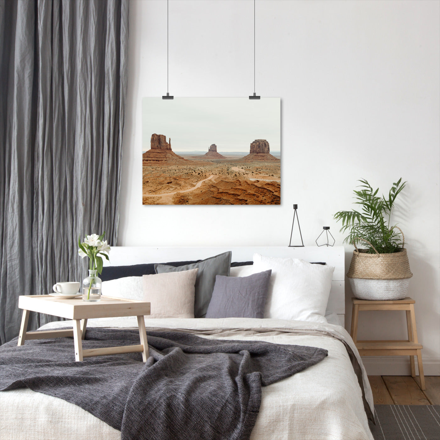 Monument Valley by Natalie Allen - Art Print - Americanflat