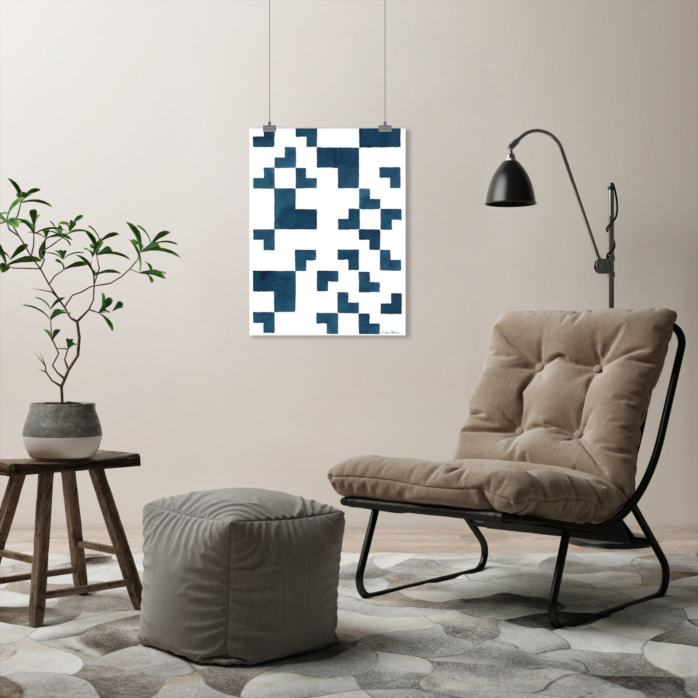 Tiles by Dreamy Me - Art Print - Americanflat