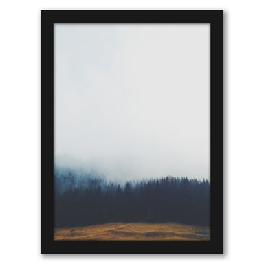 Forest by Tanya Shumkina - Black Framed Print - Wall Art - Americanflat