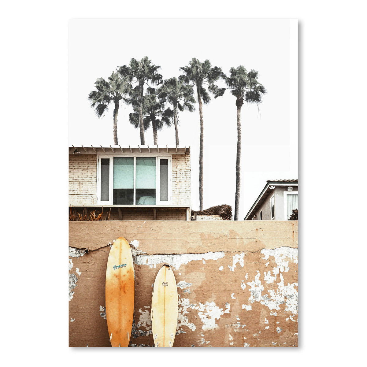 Surf Boards by Tanya Shumkina - Art Print - Americanflat