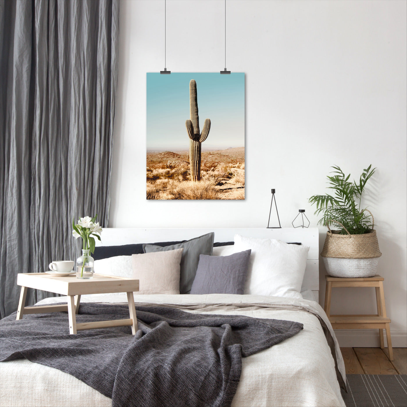 Desert Cactus Photo by Tanya Shumkina - Art Print - Americanflat