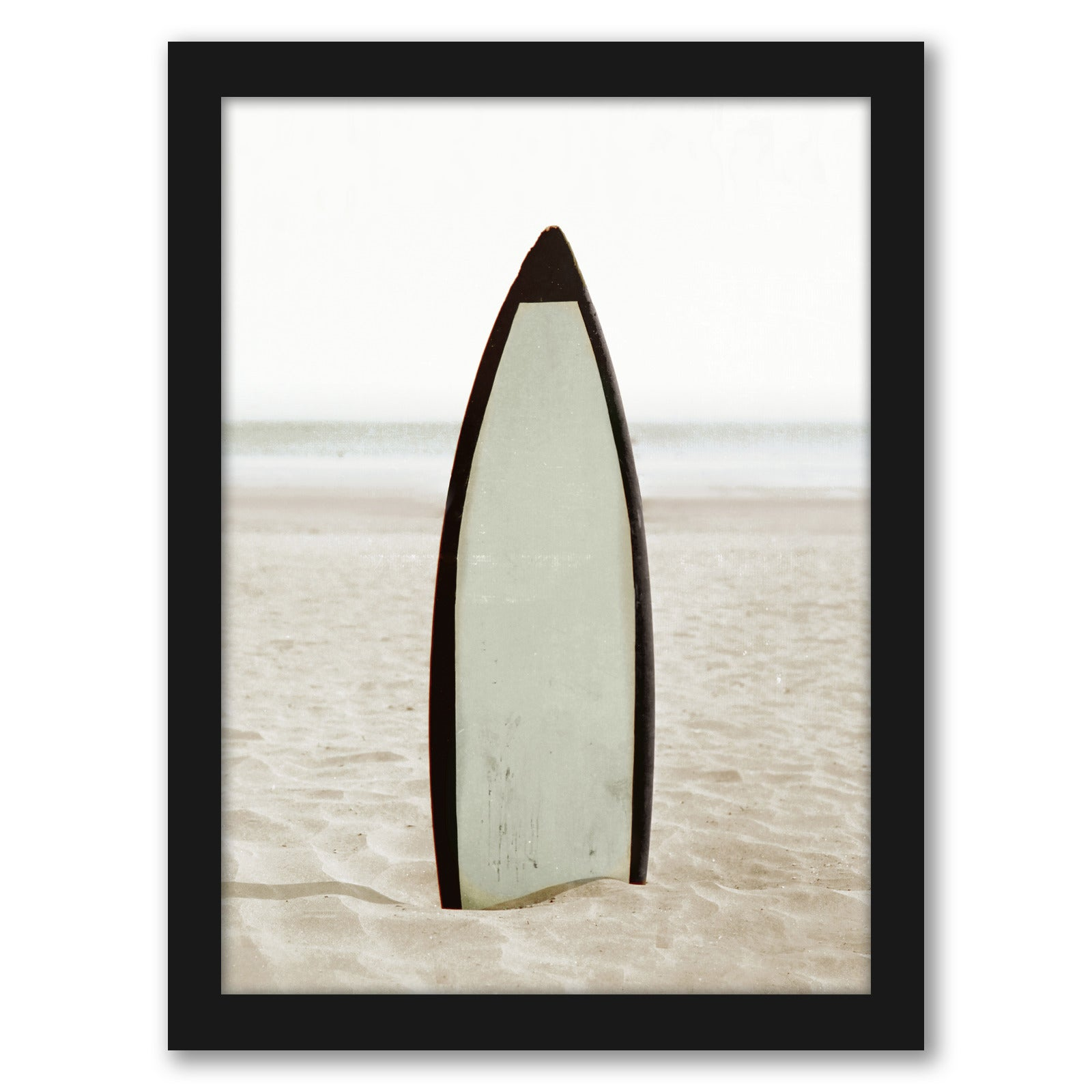 Summer by Tanya Shumkina - Black Framed Print - Wall Art - Americanflat