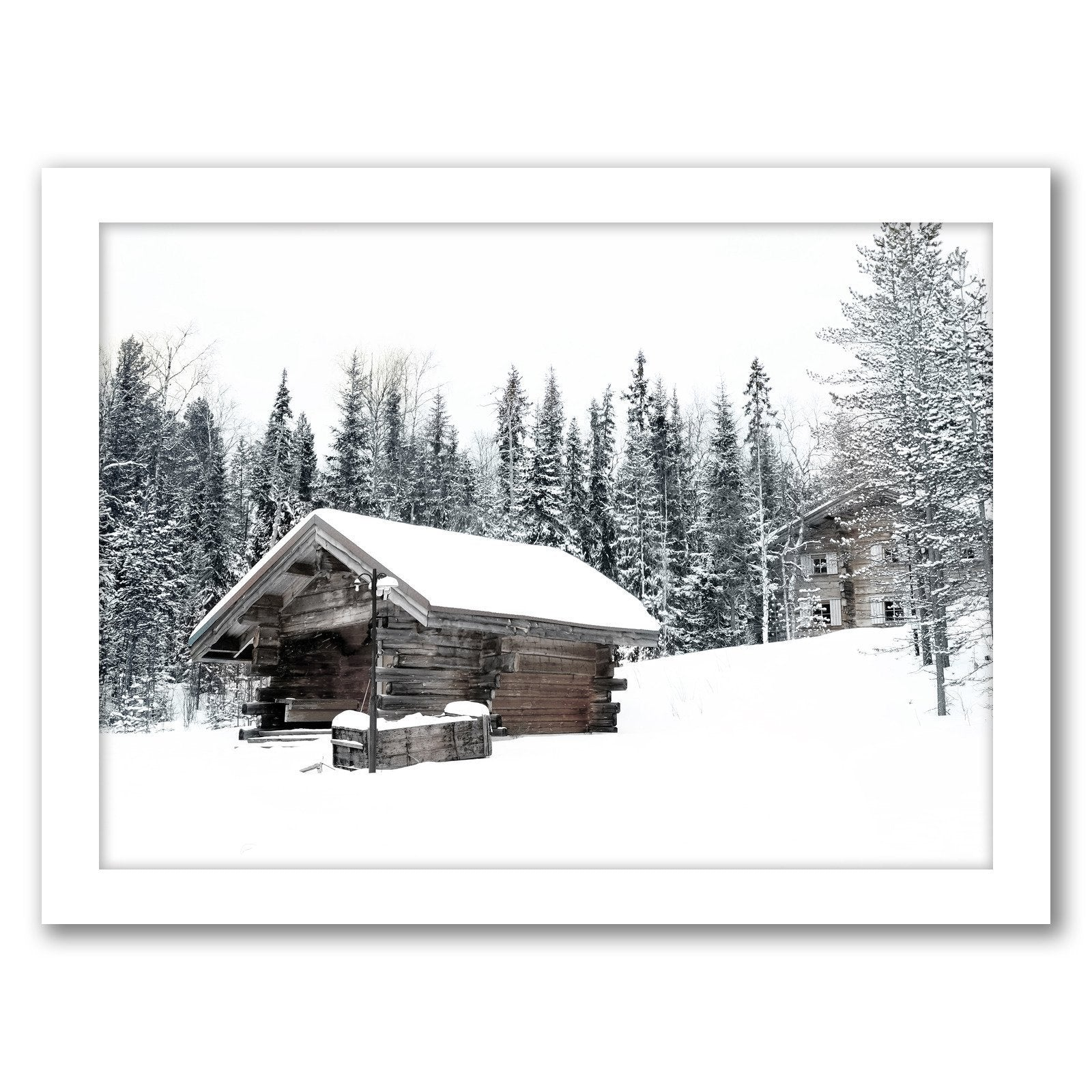 Christmas Wall Art by Tanya Shumkina - Framed Print - Americanflat