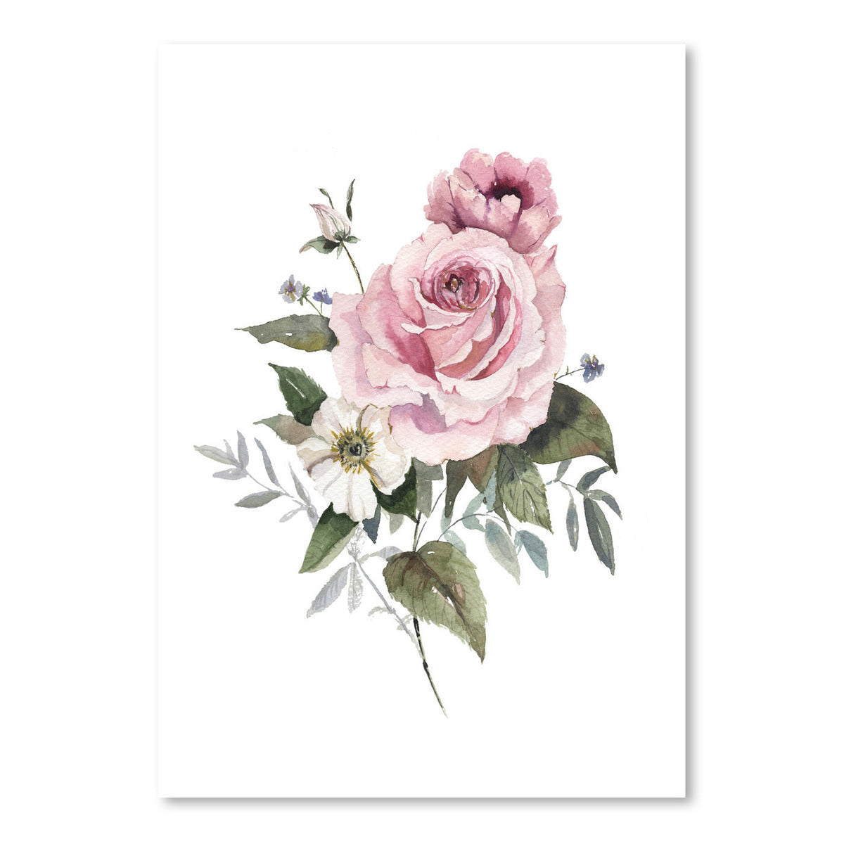 Diandra Florals by Cami Monet - Art Print - Americanflat