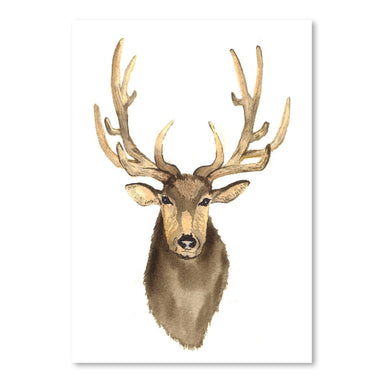 Elk by Cami Monet - Art Print - Americanflat