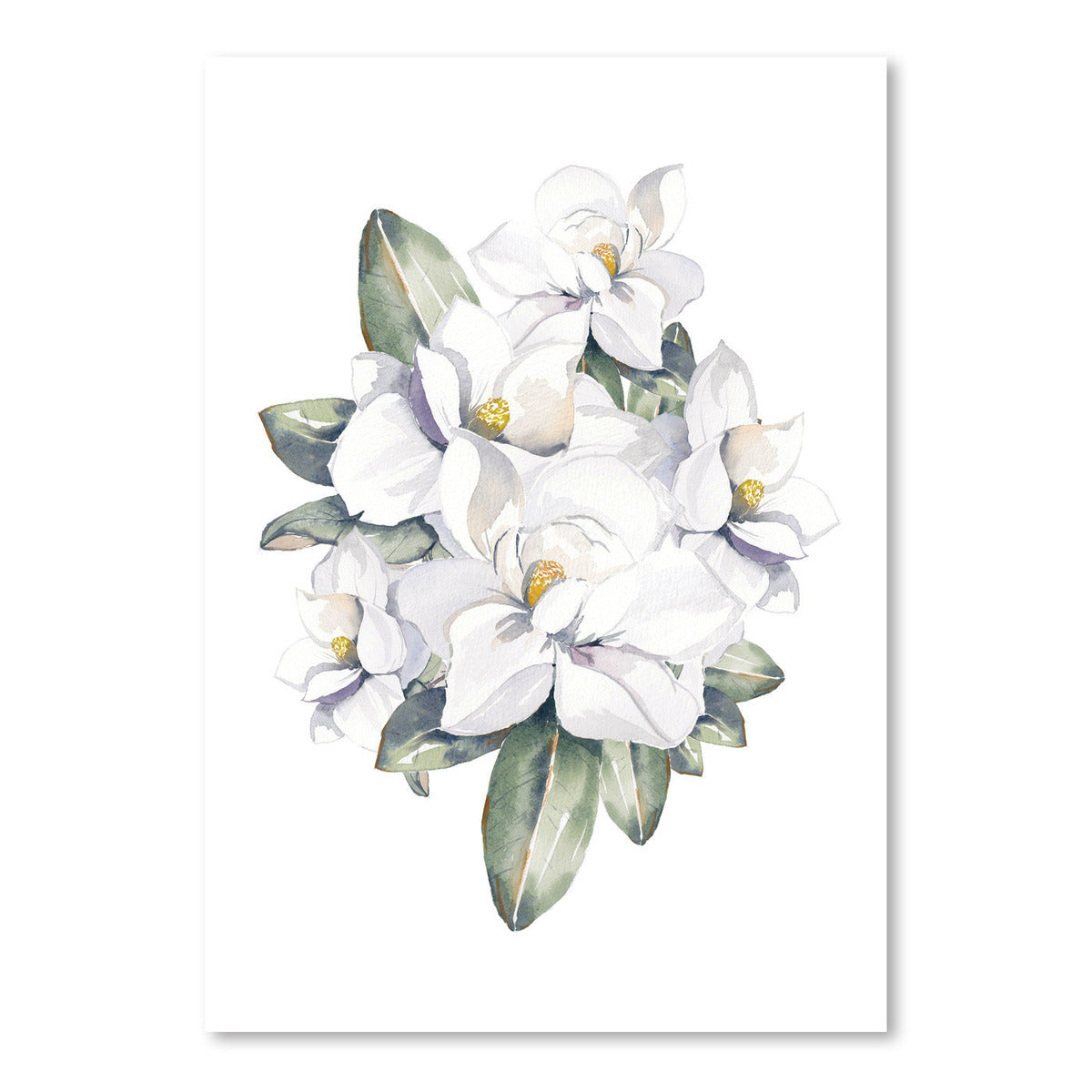Magnolia by Cami Monet - Art Print - Americanflat