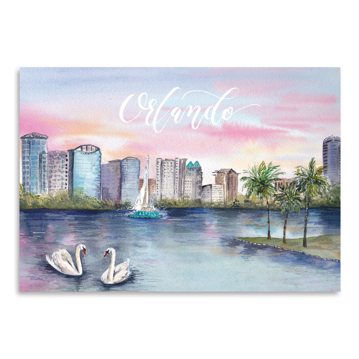 Orlando by Cami Monet - Art Print - Americanflat