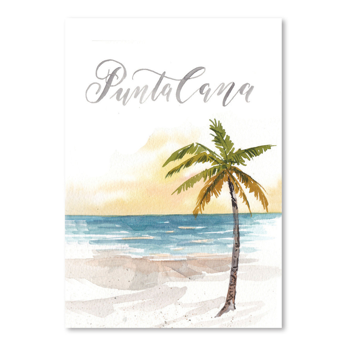 Punta Cana by Cami Monet - Art Print - Americanflat