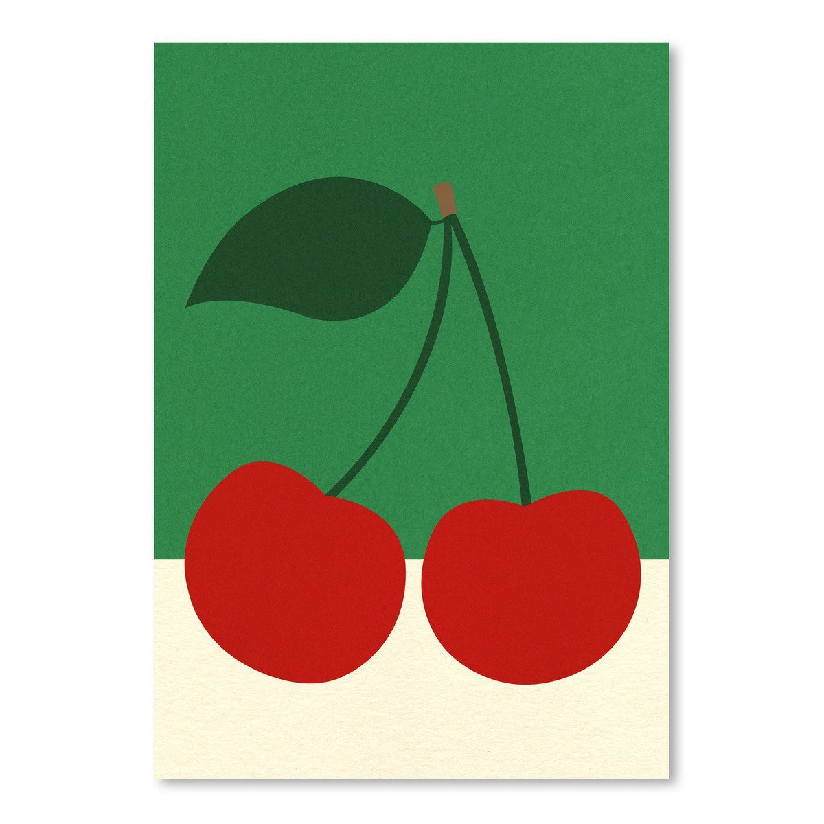 Cherries by Rosi Feist - Art Print - Americanflat