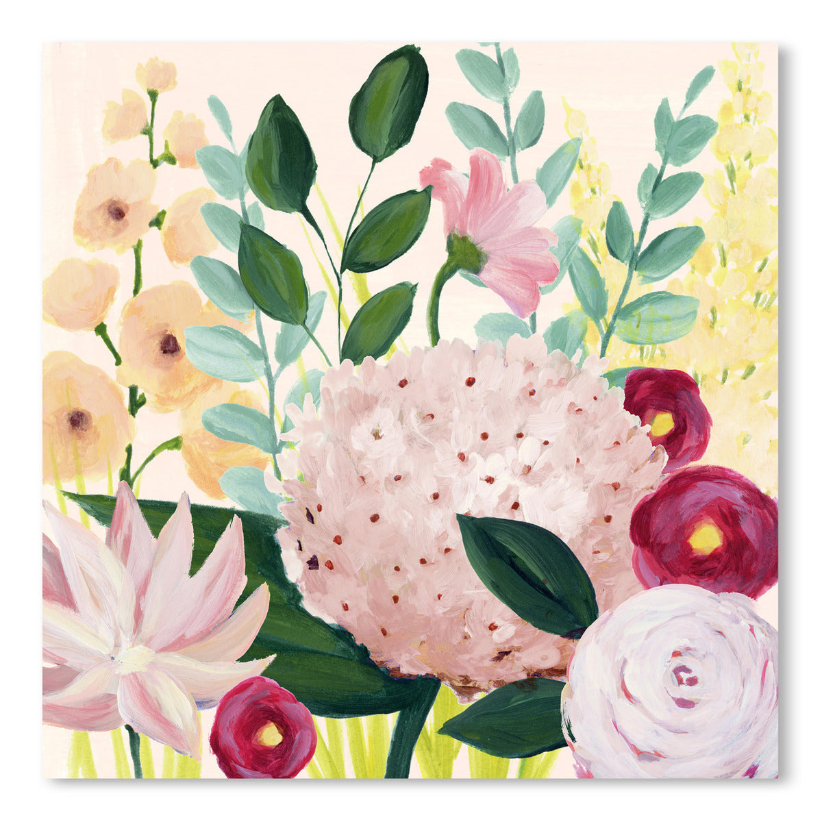 Mother's Day Blooms I by Grace Popp -  - Americanflat
