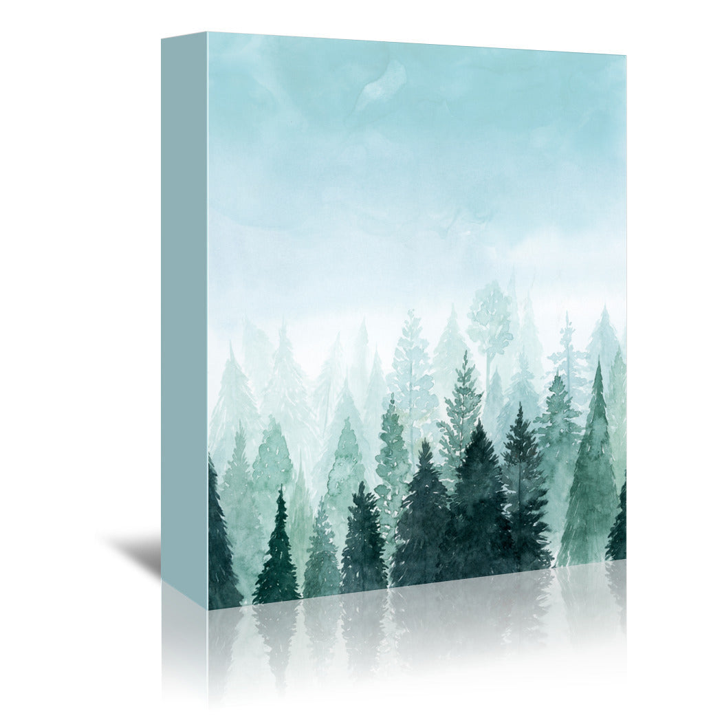 Into the Trees I by Grace Popp by World Art Group - Wrapped Canvas - Wrapped Canvas - Americanflat