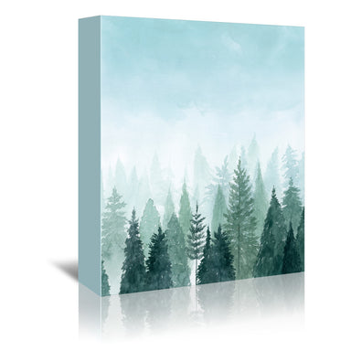 Into the Trees II by Grace Popp by World Art Group - Wrapped Canvas - Wrapped Canvas - Americanflat