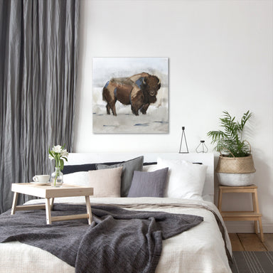 Lodge Guardian I by Jacob Green by World Art Group - Wrapped Canvas - Wrapped Canvas - Americanflat