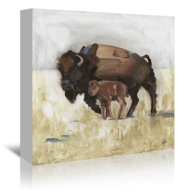 Lodge Guardian IV by Jacob Green by World Art Group - Wrapped Canvas - Wrapped Canvas - Americanflat