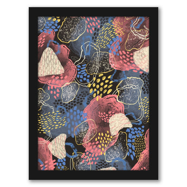 Candy By Laura O'Connor - Black Framed Print - Wall Art - Americanflat