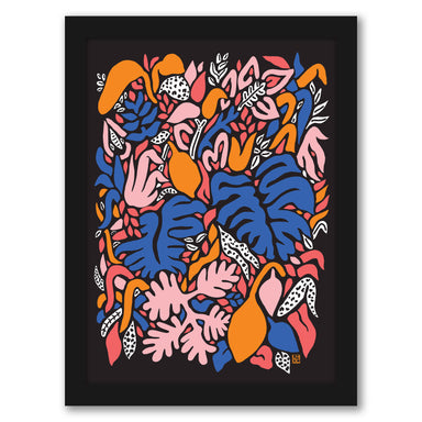 Zest By Laura O'Connor - Black Framed Print - Wall Art - Americanflat
