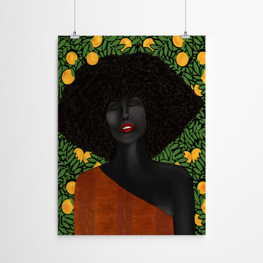 Under The Udala by Uzo Njoku - Art Print - Art Print - Americanflat