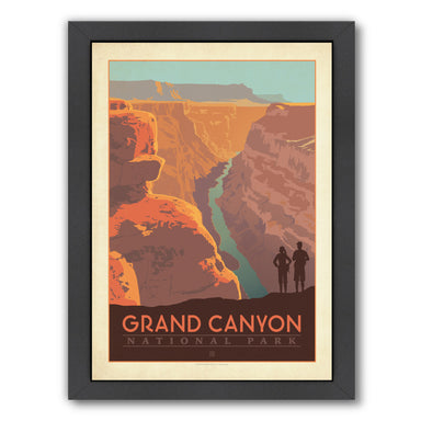 Grand Canyon Arizona by Anderson Design Group Framed Print - Wall Art - Americanflat