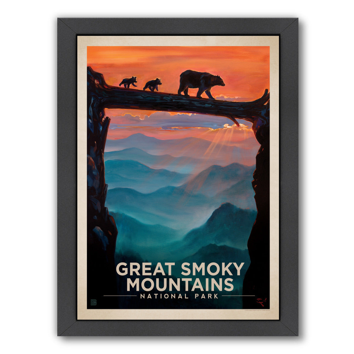 Gsm2 by Anderson Design Group Framed Print - Americanflat