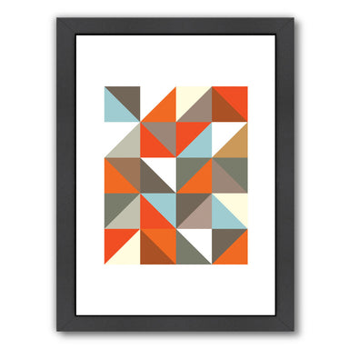 Harlequin 3 by Visual Philosophy Framed Print - Wall Art - Americanflat