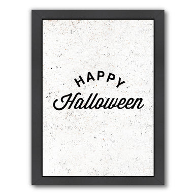 Happy Halloween by Samantha Ranlet Framed Print - Americanflat